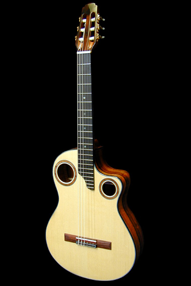 flat top steel nylon string guitars grimes guitars. Black Bedroom Furniture Sets. Home Design Ideas